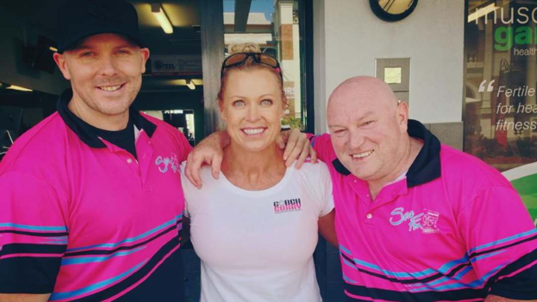 Article heading image for Lisa Curry Called The Jay and Dave Breakfast Show And Spoke To The Boys About Her Visit To Mackay This Month