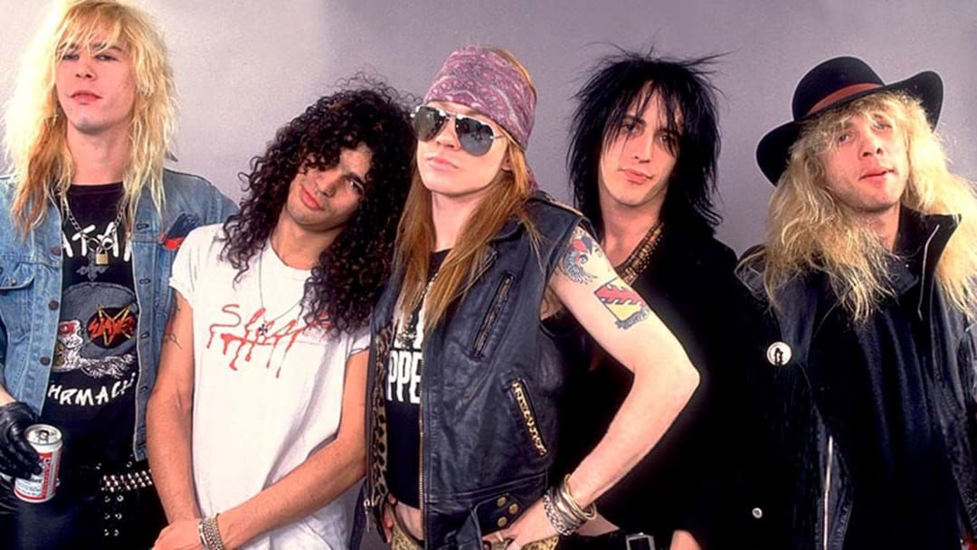 Article heading image for Duff McKagan Said Founding Member Izzy Stradlin Was Invited To Join Guns N' Roses For Reunion Tour
