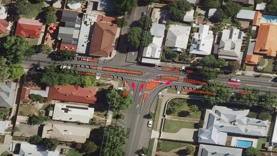Article heading image for Dangerous Albury intersection to get some TLC