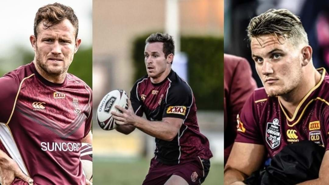 Article heading image for Cowboys Players Ready For Origin Decider