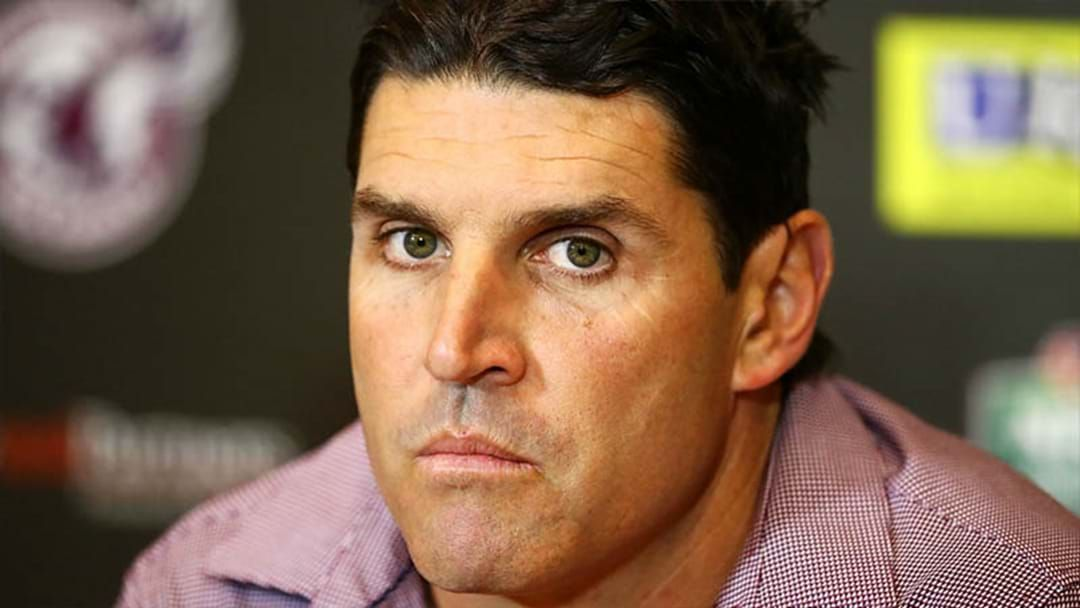 Article heading image for Here's Why The Bulldogs Are Keen On Trent Barrett IF They Part Ways With Dean Pay