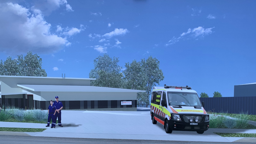 Article heading image for COFFS HARBOUR: Location Announced For New Sawtell Ambulance Station