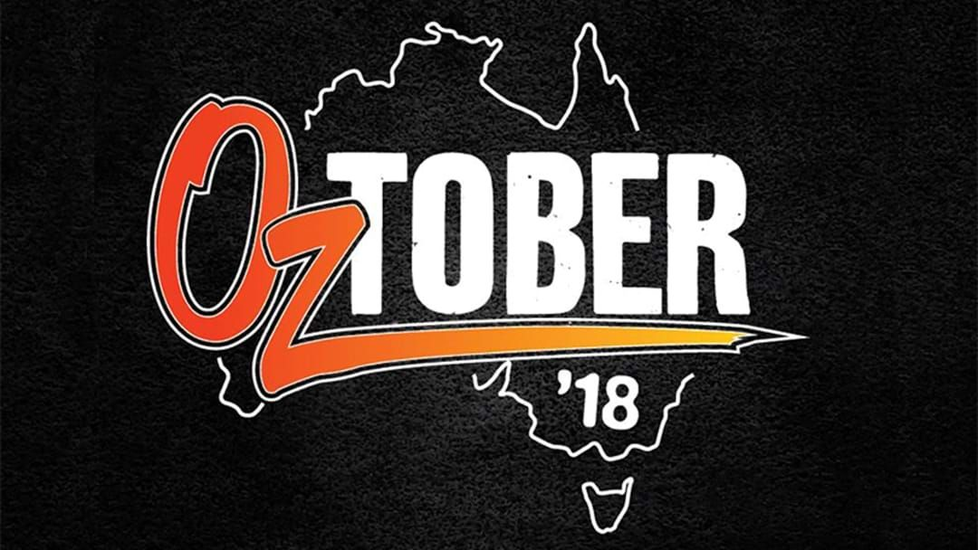 Article heading image for Oztober Hits Triple M This Month