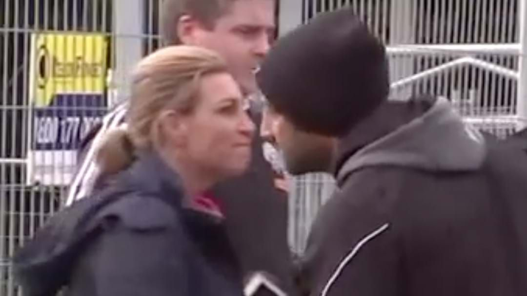Article heading image for Michelle Bishop From Channel 7 Reveals Truth On Kiss From Benji Marshall