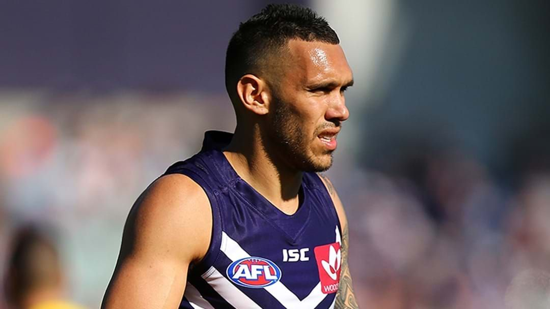 "Article heading image for Fremantle Coach Ross Lyon Says They Will ""Never Give Up"" On Harley Bennell"