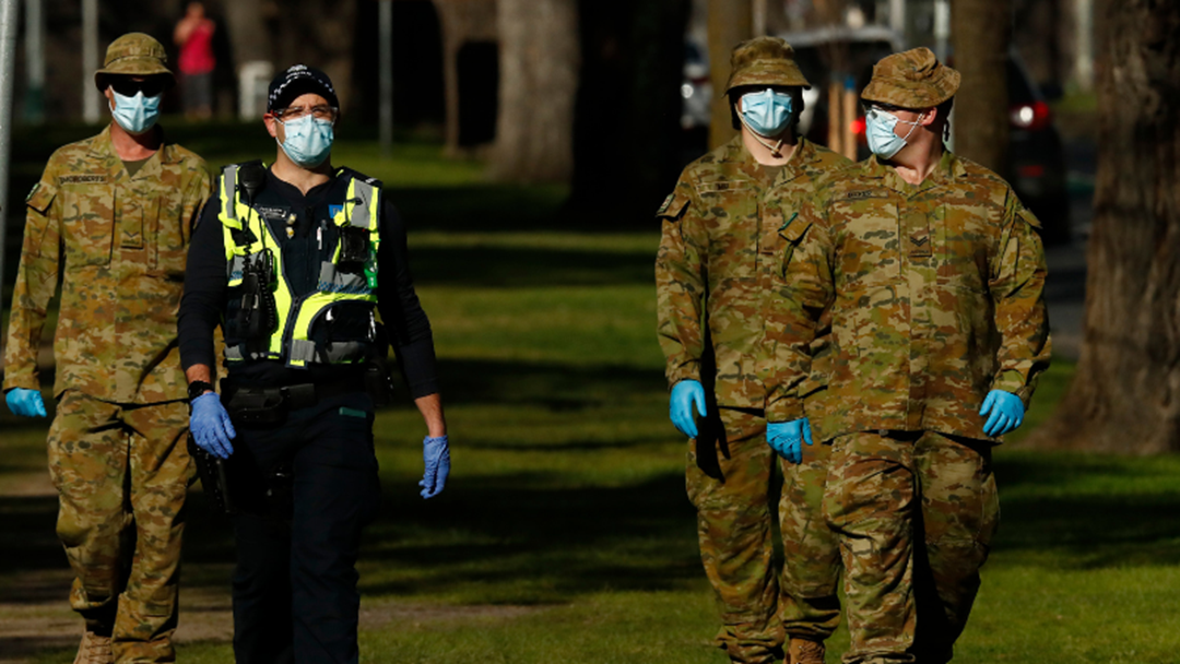 Article heading image for 300 Army Personnel Called In To Enforce Sydney's COVID Lockdown