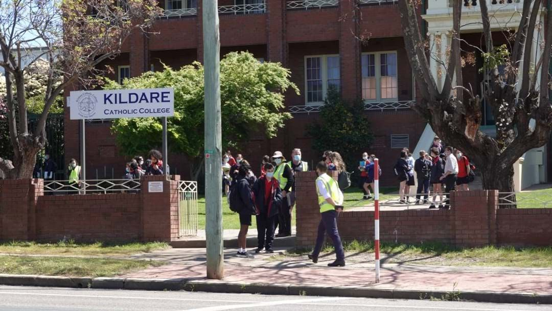 Article heading image for Wagga Wagga Records First Case In Over A Year As School Shuts Down