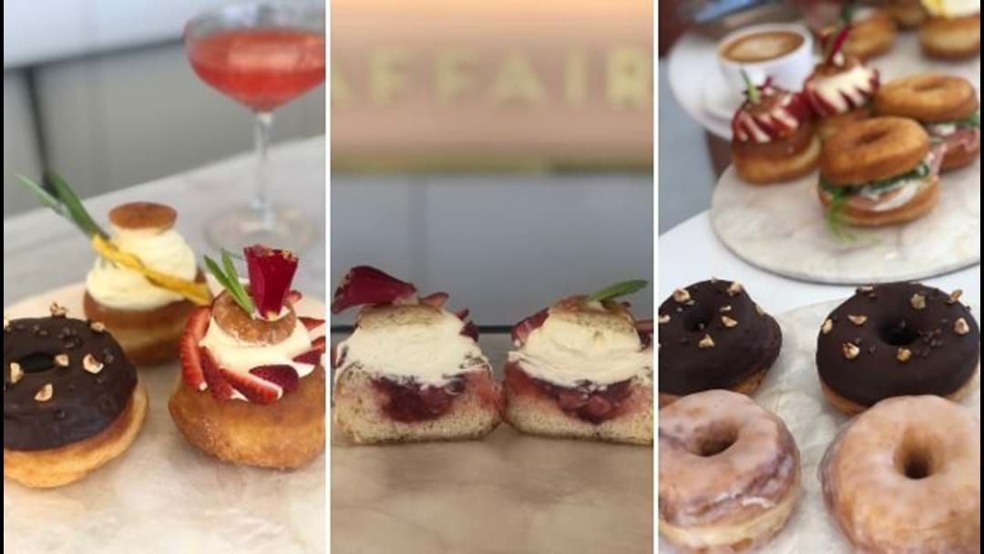 Article heading image for A Sophisticated New Doughnut & Coffee Bar Is Arriving In Mermaid Beach