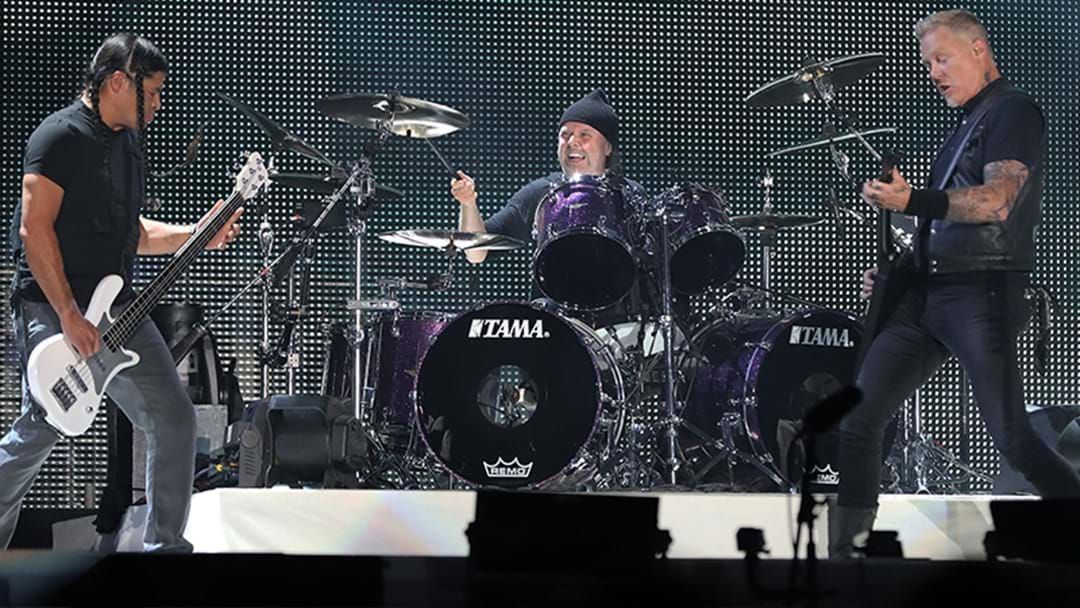 Article heading image for Metallica Are Officially The Biggest Ever Rock Band