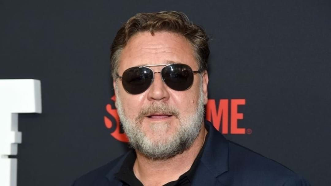 Article heading image for Russell Crowe's Sydney-Based Movie Shut Down Due To Positive Covid Case