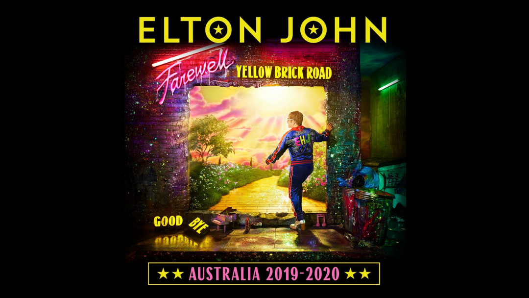 Article heading image for COFFS HARBOUR: Sir Elton John Is Heading To Coffs Harbour