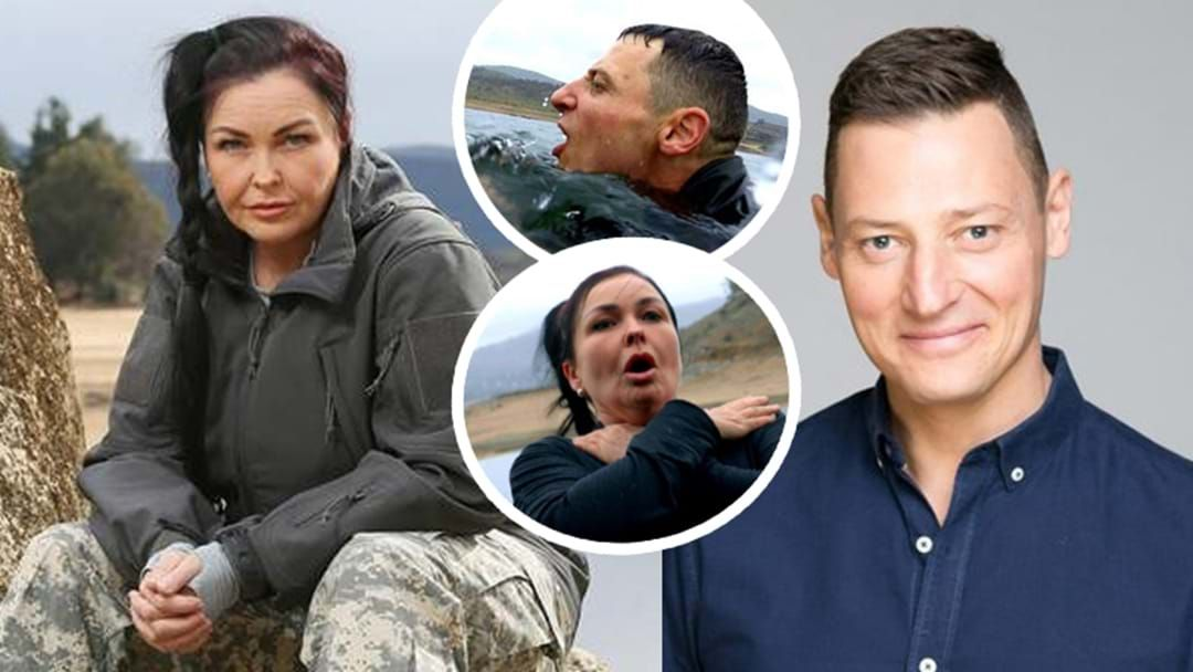 Article heading image for Merrick Watts Reveals The Brutal Filming Of 'SAS' He Endured With Drug Smuggler Schapelle Corby!