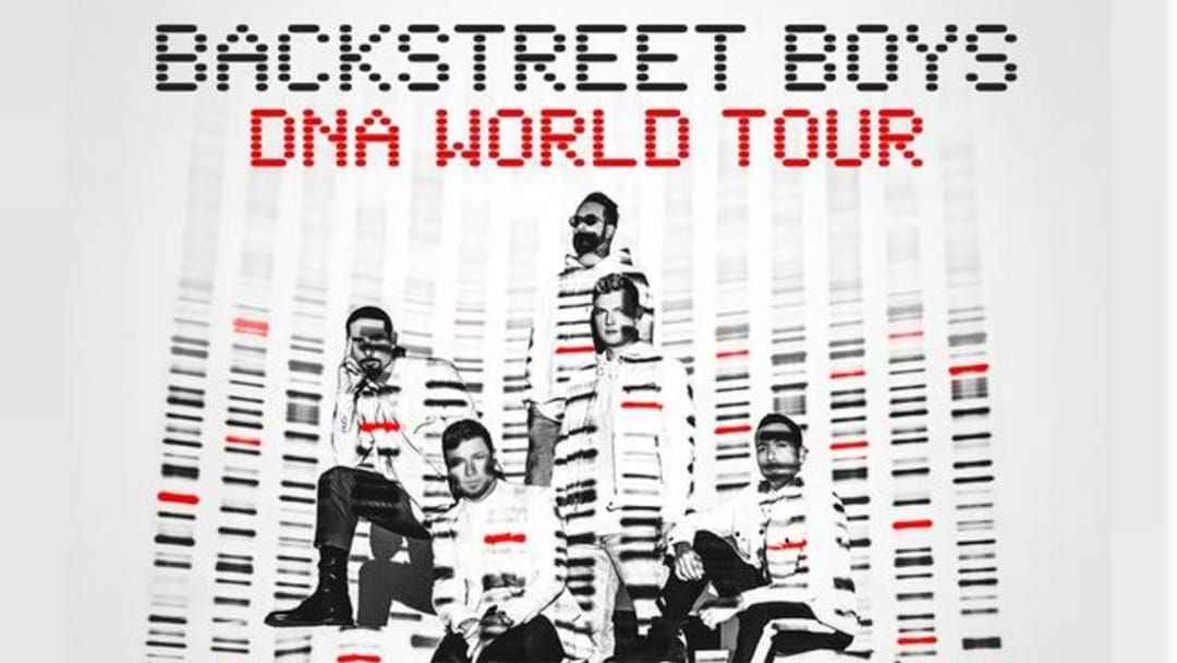 Article heading image for The Backstreet Boys Have Announced Their Rescheduled Australian Tour Dates