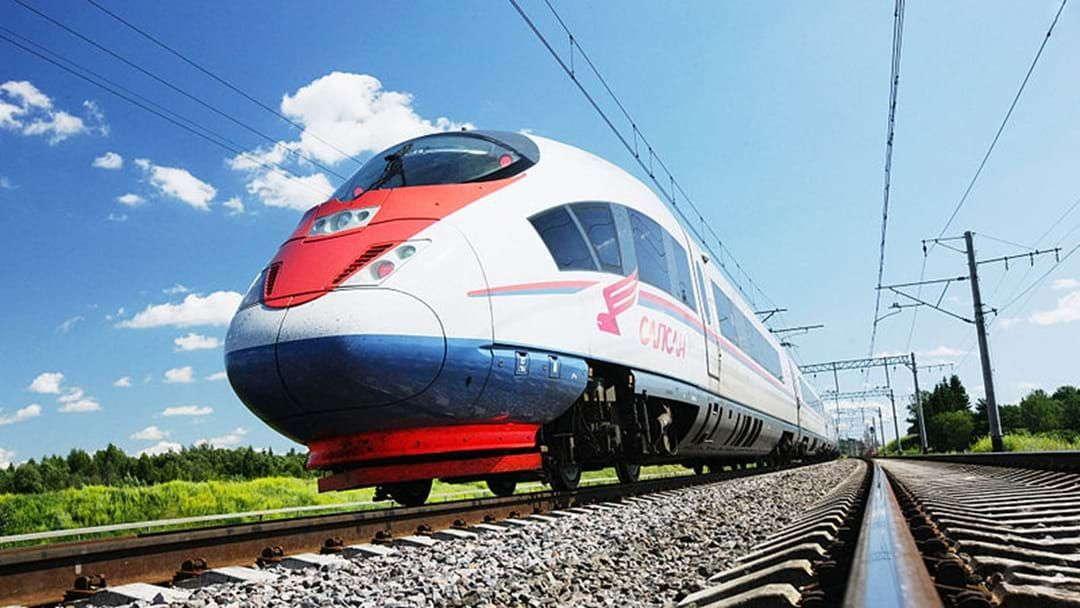 Article heading image for Gold Coasters On Board With Super Fast Train