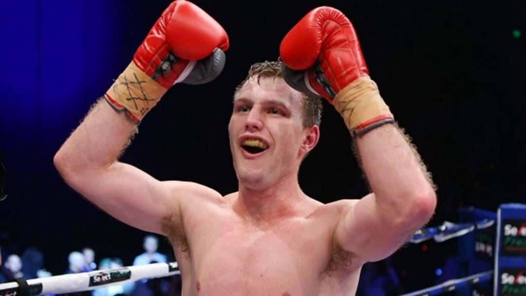 Article heading image for Premier Pushes For Jeff Horn To Be Nominated For Queenslander Of The Year