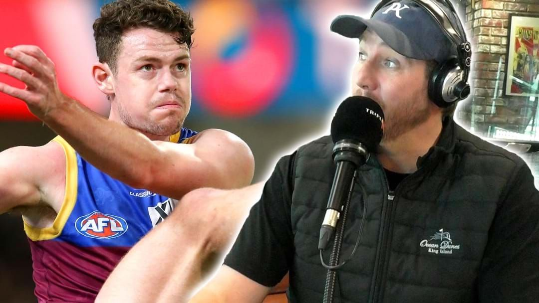 Article heading image for Daisy Defends Lachie Neale Following Trade Request