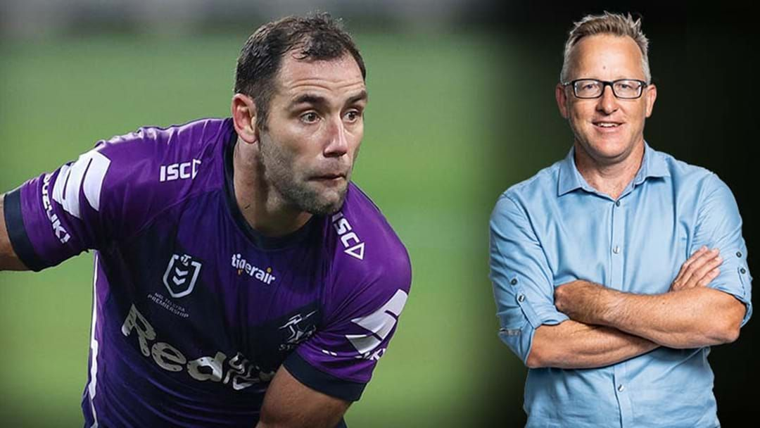 Article heading image for Brent Read Shares Insight Into His Chat With Cameron Smith Amidst Retirement Talk