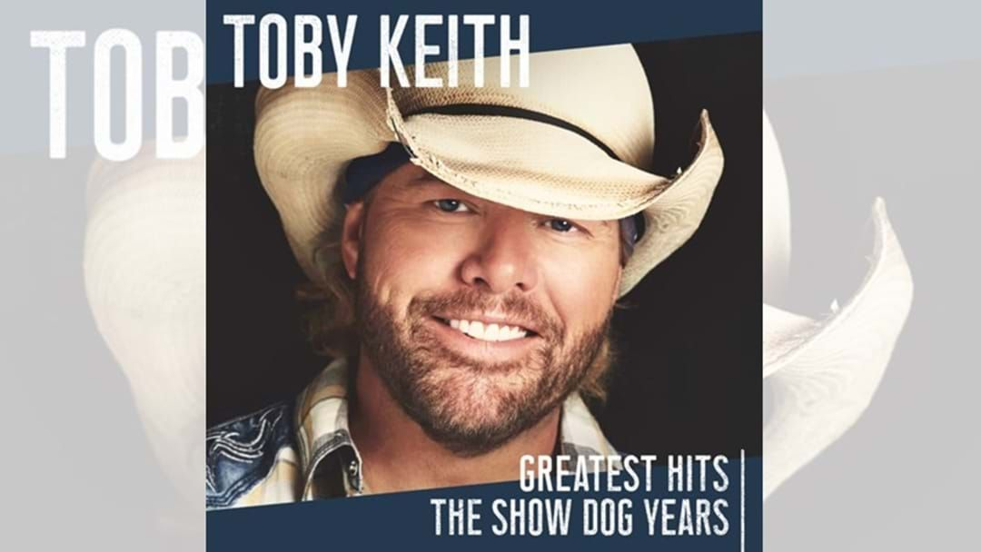 Article heading image for Toby Keith To Release Greatest Hits: The Show Dog Years