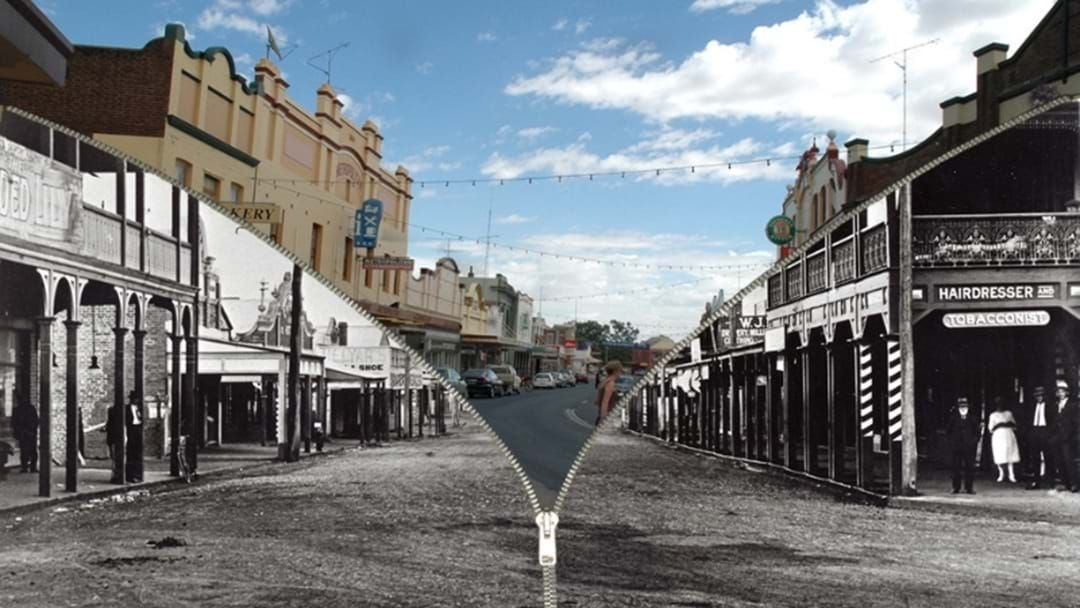Article heading image for Bland Shire Mayor Brian Monaghan Describes Some Of The Wyalong Time Capsule Contents