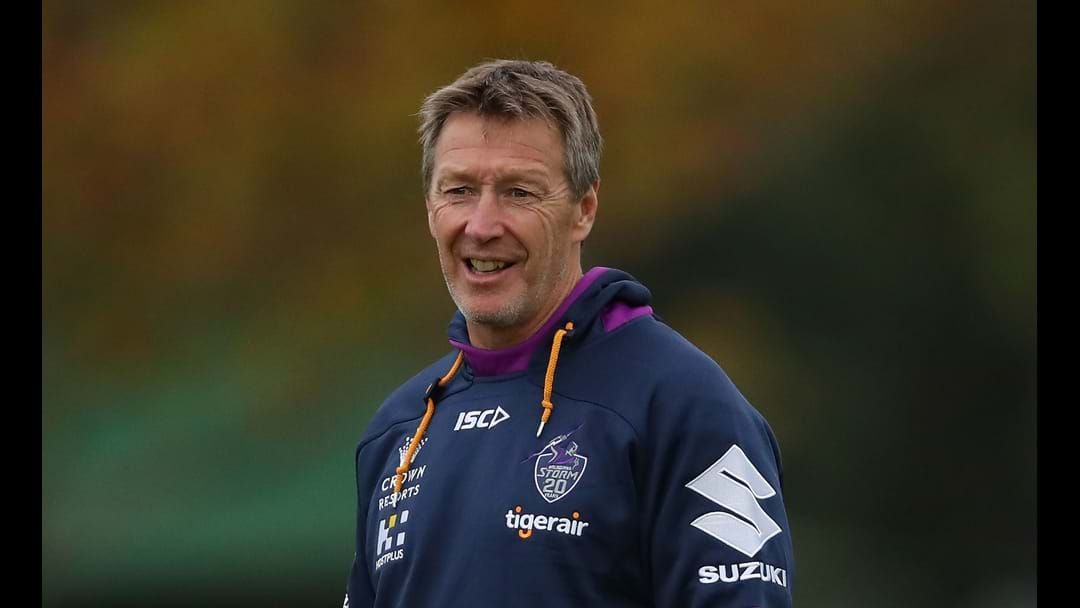 Article heading image for LISTEN | Craig Bellamy's Incredible Insight Into Storm's Training Techniques
