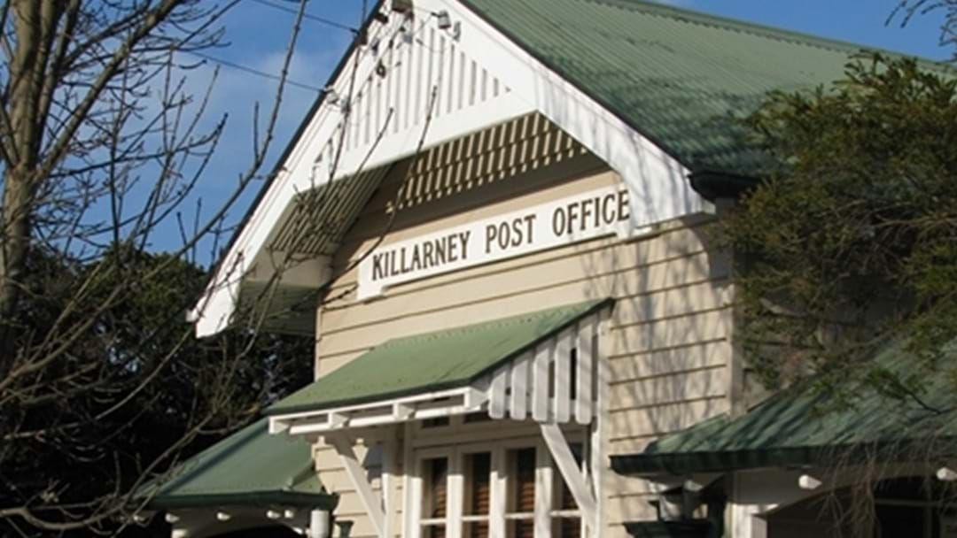 Article heading image for Killarney Post Office Takes out Retail Service Award