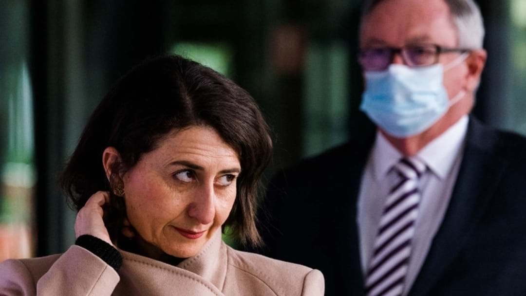 Article heading image for After Changes To Covid Daily Update Gladys Berejiklian Unexpectedly Fronts Media
