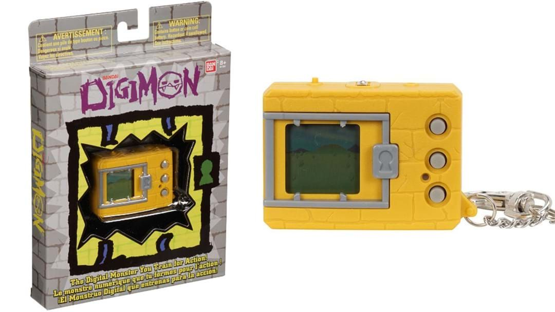 Article heading image for JB Hi-Fi Are Bringing Back The '90s DigiMon Digivice!