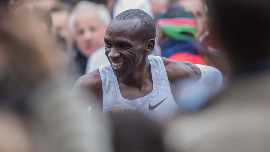 Article heading image for Kenyan Marathon Runner Breaks The 2-Hour Barrier