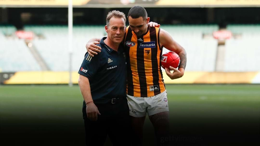 Article heading image for Shaun Burgoyne On What It Was Like Seeing Clarko Depart