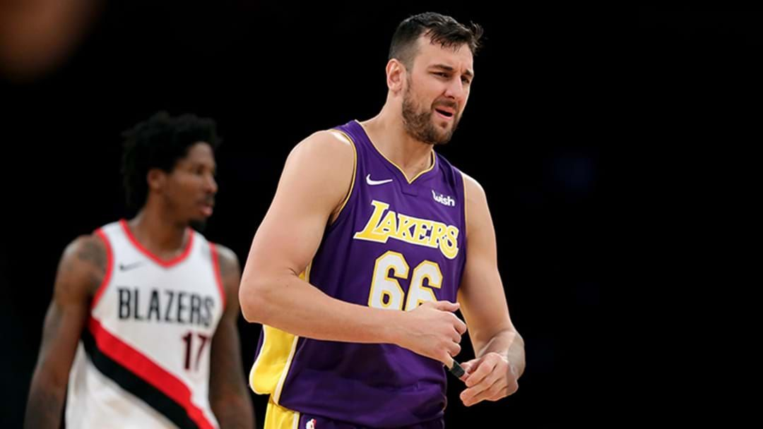 Article heading image for Andrew Bogut On Ben Simmons' Rookie Season And Playing With Steph Curry And LeBron James