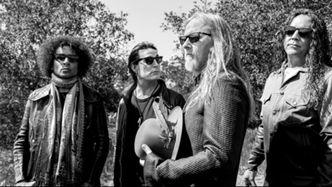 Article heading image for Alice In Chains Have Released The First Two Episodes Of The Sci-Fi Thriller They Soundtracked