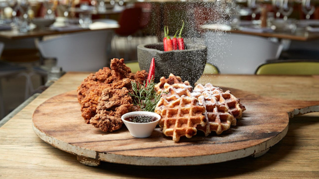 Article heading image for Bazaar's 'Sunday Brunch On A Saturday' Is A Feast Fit For A Queen... A Drag Queen!