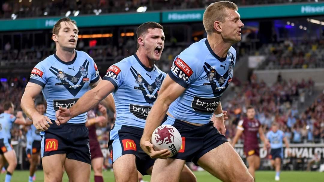 Article heading image for Here's How Triple M Called The BIG Moments From Origin I