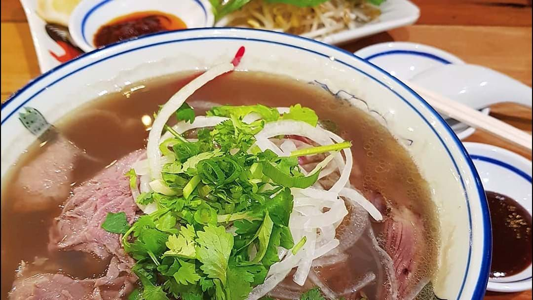 Article heading image for A Giant 2.8kg Bowl of Pho Exists for Just $35