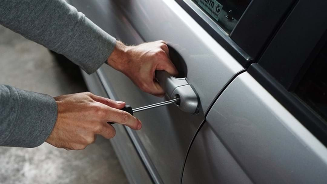Article heading image for Kids Believed to Be Responsible for Regions Spate of Car Theft