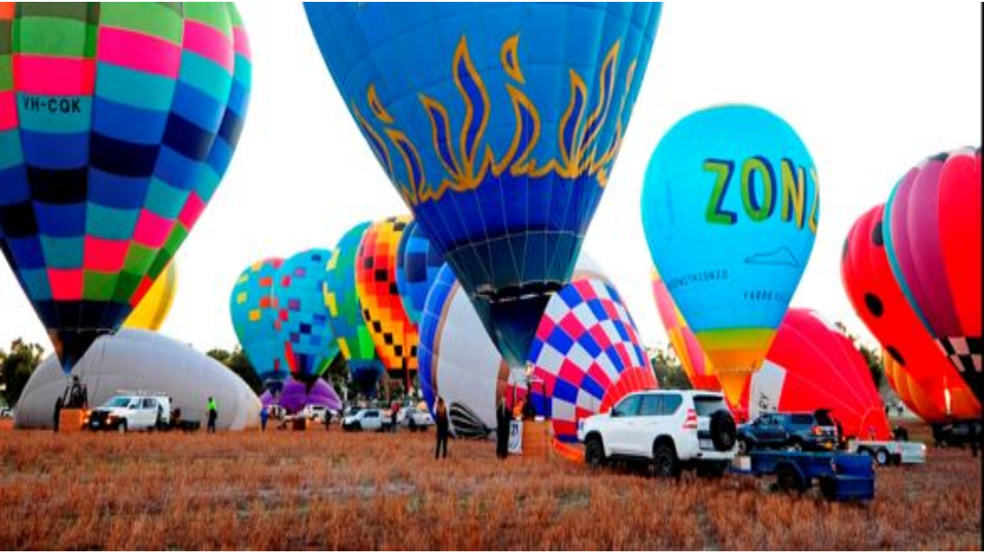 Article heading image for 2017 National Balloon Championship memorabilia on sale!