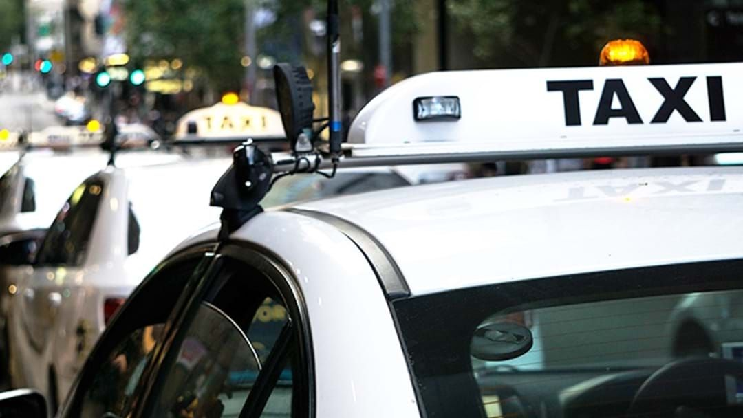 Article heading image for A man has stolen a taxi from a Gold Coast driver overnight.