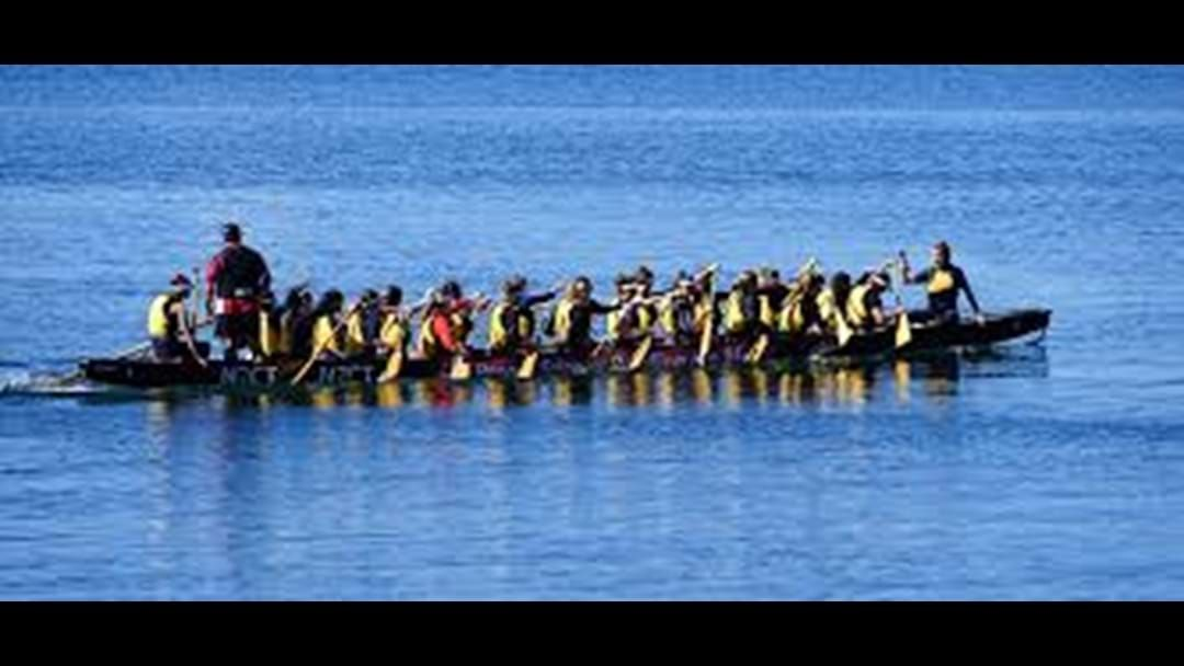 Article heading image for Dragon Boat Paddling