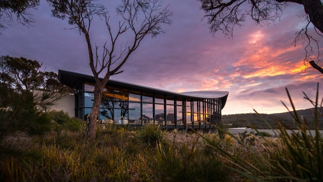 Article heading image for The Exclusive Experience In Tassie's Top Hotel.