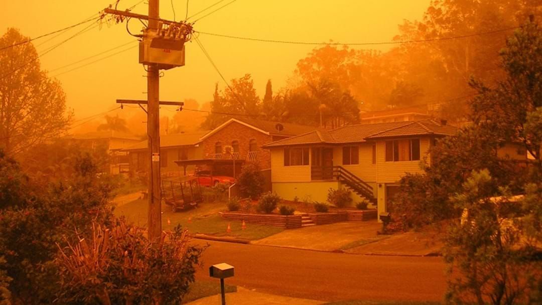 Article heading image for We Could Get A Repeat Of The 2009 Central Coast Duststorm Overnight!