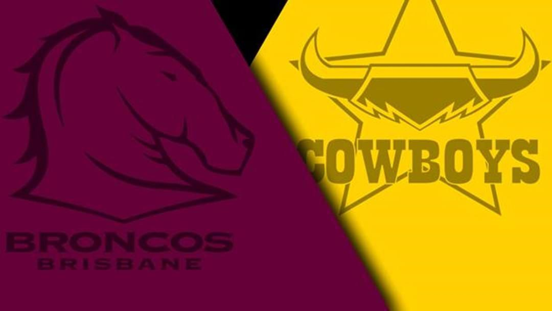 Article heading image for CONFIRMED: The Broncos and Cowboys to Play Pre-season Game in Cairns.