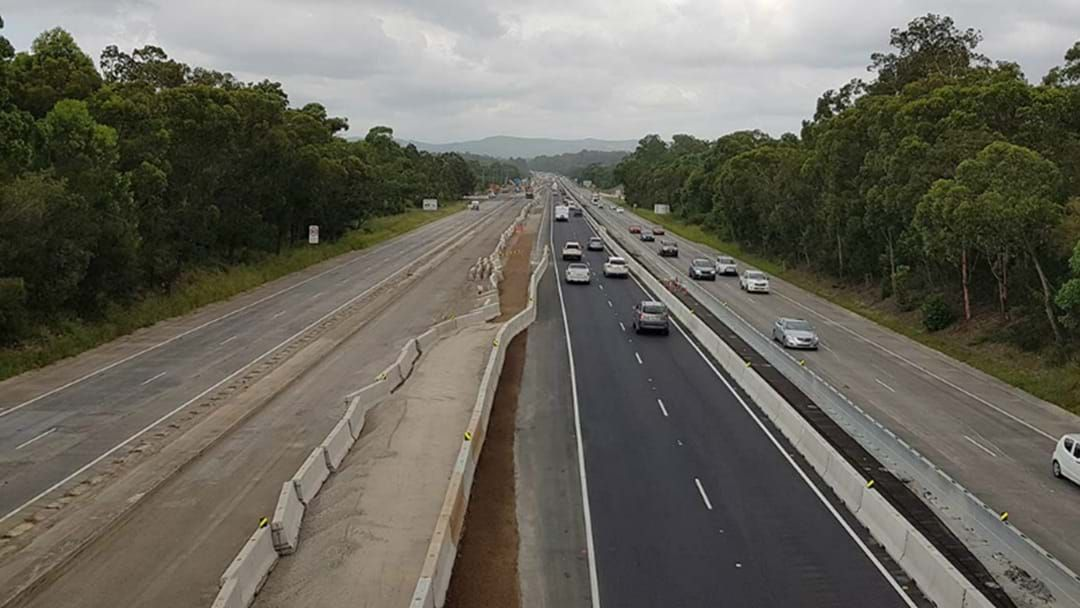 Article heading image for New Permanent Lanes Now Open Through M1 Roadworks