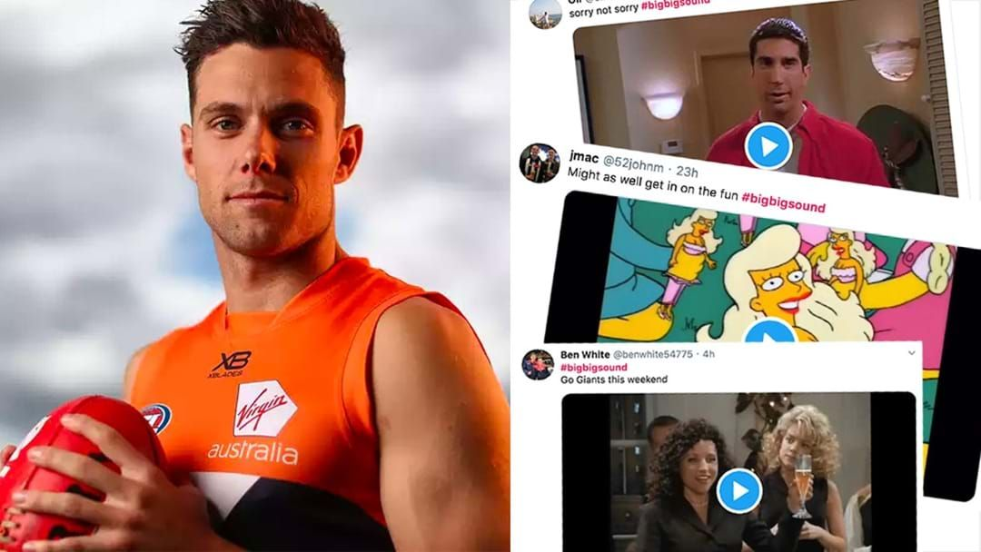 Article heading image for The GWS Giants' Theme Song Has Become The Internet's New Favourite Meme