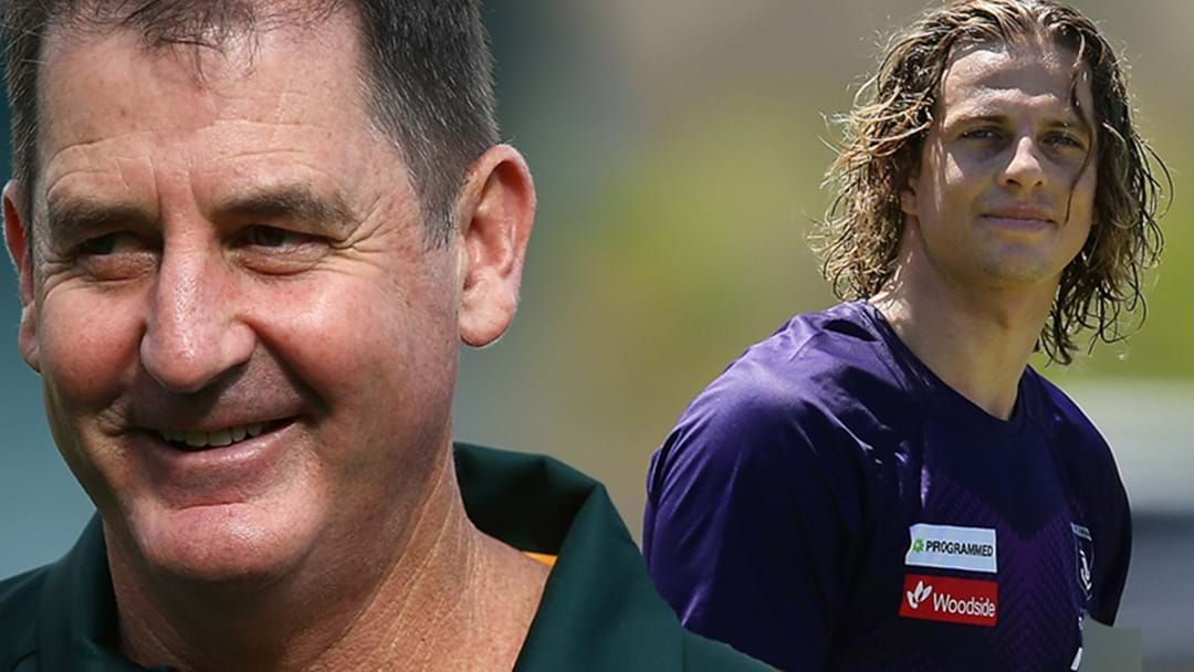 """Article heading image for Ross Lyon: """"I Want Fyfe To Be Remembered As A Premiership Captain"""""""