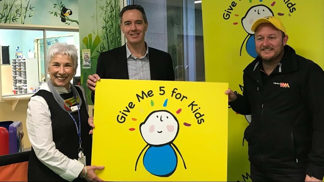 Article heading image for THANK YOU To Our Give Me 5 For Kids Supporters