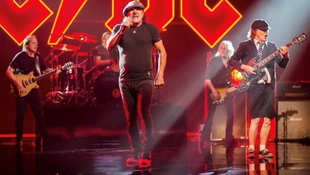 Article heading image for Have AC/DC Just Revealed The Details Of Their New Album?