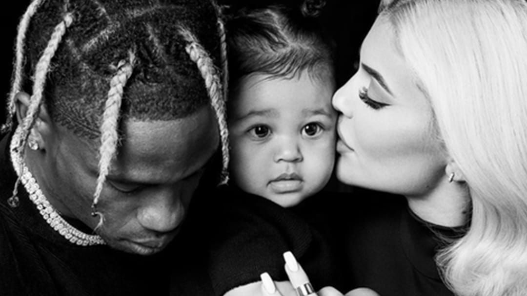 Article heading image for These Pictures May Be Proof That Travis Scott Had A Secret Girlfriend For The Past Six Years