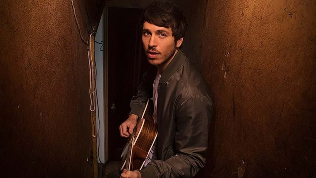 Article heading image for Morgan Evans Celebrates His First US Chart-Topper