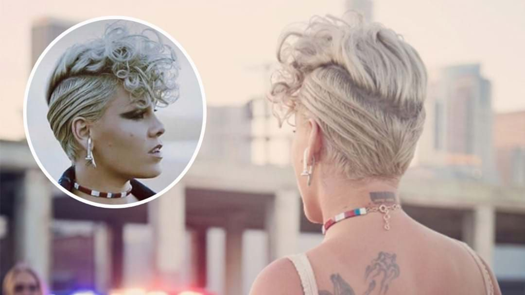 Article heading image for P!nk Is Hitting The World Famous Rooftop!