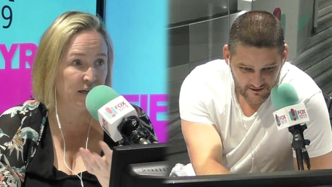 """Article heading image for """"It's A Question I Didn't Really Want Thrown At Me!"""" Fev & Fifi Discuss """"AFLM"""" Name Change Debate"""